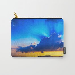 Angel sky Carry-All Pouch
