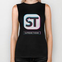 Supreme WordPress Theme Biker Tank