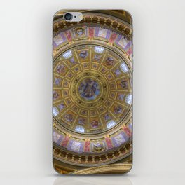 St Stephens Basilica Budapest iPhone Skin