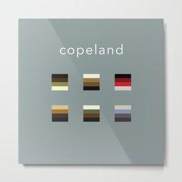 Album Art Series: Copeland Metal Print