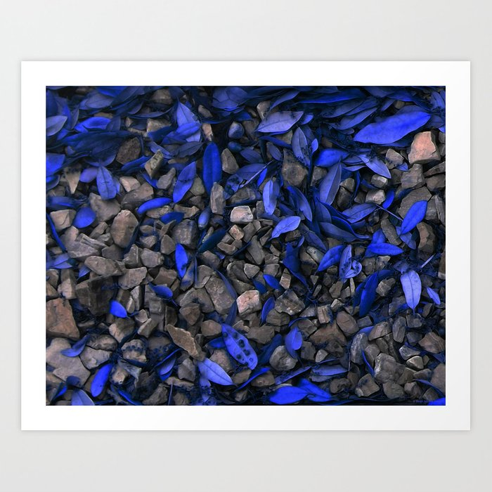 """""""Rock 'n Blues"""" Art Print"""