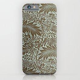 """William Morris """"Larkspur"""" 4. iPhone Case"""