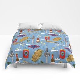 Madrid Pattern Comforters