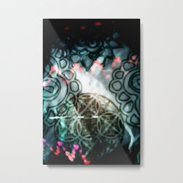 But then you have to sort through all the entangled symbology. Metal Print