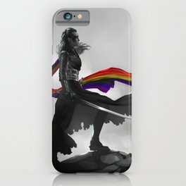 Non Na Throu Daun Gon Ai iPhone Case