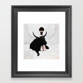 Fortune Framed Art Print