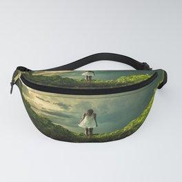 Dreaming Garden Fanny Pack