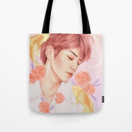 sweet dreams [taeyong nct] Tote Bag
