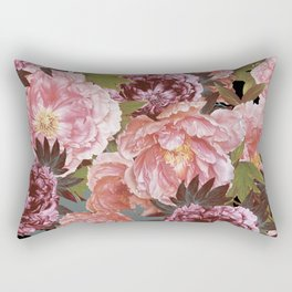 the packed pink Rectangular Pillow