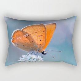 Small Copper 02 Rectangular Pillow