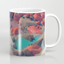 The Cradle Valley Coffee Mug