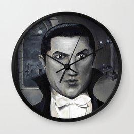 Bella Vampire Wall Clock