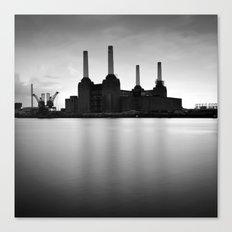 Battersea Power Station Canvas Print