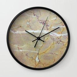 Crippled Stone Wall Clock