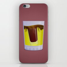 Jägerbomb iPhone & iPod Skin