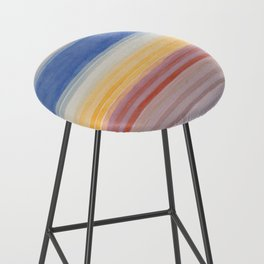 Colorbands Yellowstone Light Pink Bar Stool