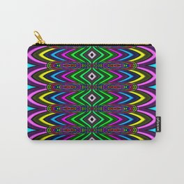 Colorful New Years Carry-All Pouch