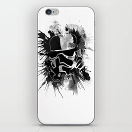 Storm Trooper (white) - Star Wars iPhone Skin