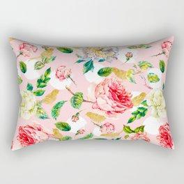 Blooming in spring Rectangular Pillow