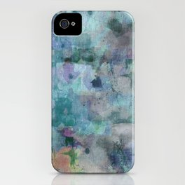 Frozen Smoke iPhone Case