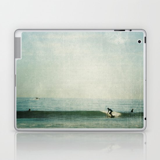 surf days Laptop & iPad Skin