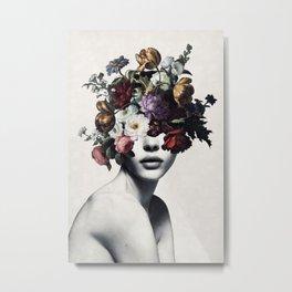Elegance 101 Metal Print