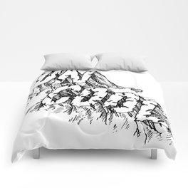 UNCOOL Comforters