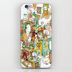 gallery iPhone & iPod Skin