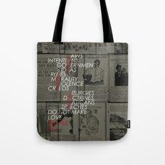 make love Tote Bag