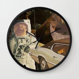 Moon Days Wall Clock