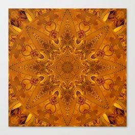 Mandala opulence Canvas Print