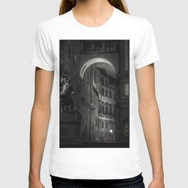 Dark. T-shirt