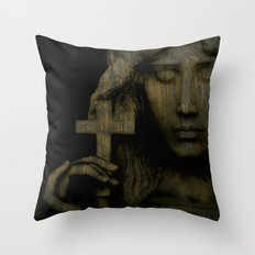 Give Me Love Give Me Peace On Earth Throw Pillow