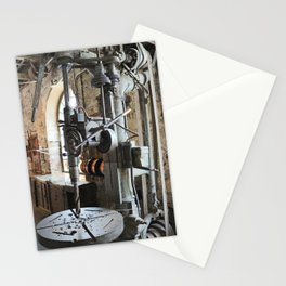 Heavy Industry - Drilling Machine Stationery Cards