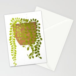 Dischidia Illustration Stationery Cards