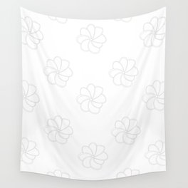 Sonora Flora Pattern Wall Tapestry