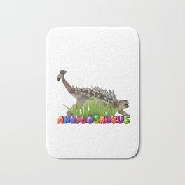 Ankylosaurus Bath Mat