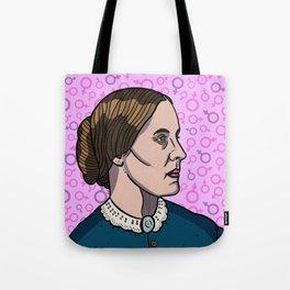 Susan B. Anthony Tote Bag