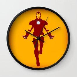 Mr. Stark (Iron Man) Wall Clock