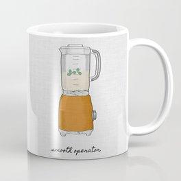 Smooth Operator, Kitchen Print Coffee Mug
