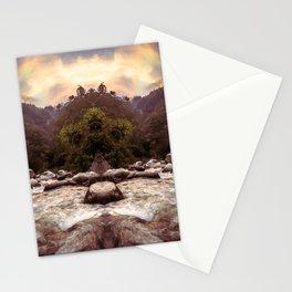 Kaleidoscape: Xela Stationery Cards