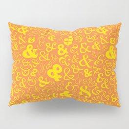 Ampersands - Sunset Pillow Sham