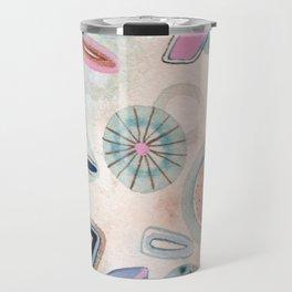 Diatoms Travel Mug