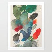 Colorful 1 Art Print