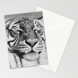 Tiger Pillow Stationery Cards