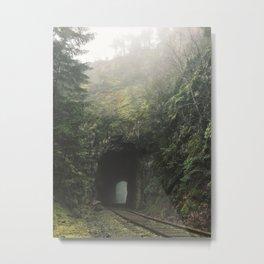 // will // Metal Print