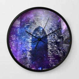 Galaxy Castle Wall Clock