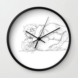 kept Wall Clock