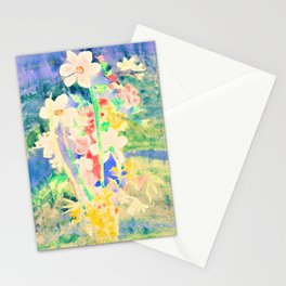 Charles Demuth - Narcissi - Digital Remastered Edition Stationery Cards