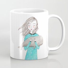 Just want to hold you Coffee Mug